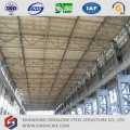 High Rise Prefab Steel Structure Workshop