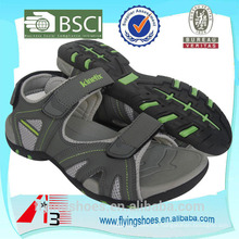 Sandalias del verano de la alta calidad 2015 zapatos de los muchachos de China