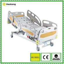 HK-N001 Cama elétrica elétrica de luxo extensível (cama médica, cama de hospital)