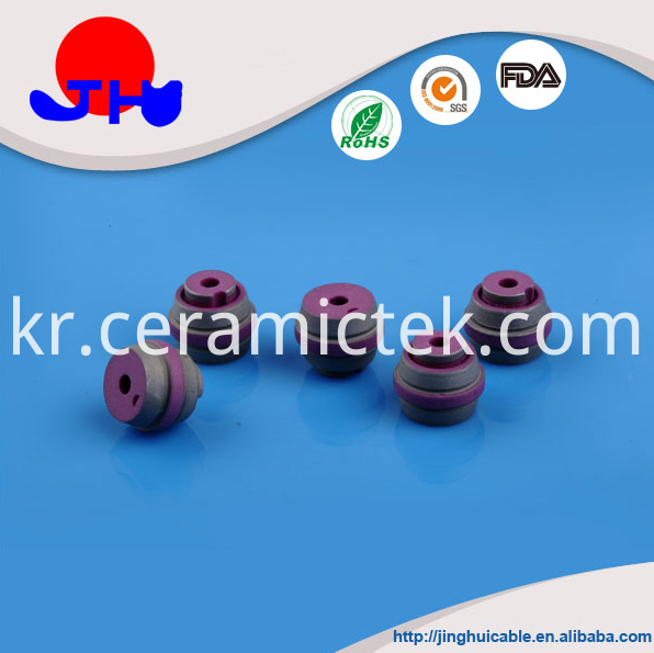 Metal Coated Ceramic Body