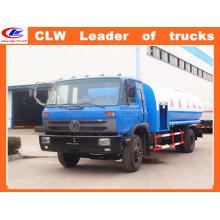 Dongfeng 3 Eixos Camião-tanque Camião-cisterna Semi-reboque Betume Transportador