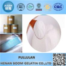 Whiteness 70-90 Food Additives Pullulan Powder