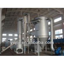 Boric acid dryer