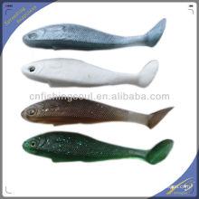SLL014 leurre de pêche en plastique mou