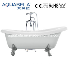 Cupc Approved Classic Clawfoot Bathtub (JL623)