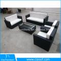 Top Quality Hot Selling Outdoor Furniture 4 Pcs Pe Rattan Popular Sofa Set