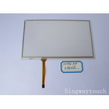 6.8 Inch 4wire Resistive Touchscreen/Touch Panel