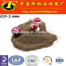 Filtro de água remover ferro manganês filtro de areia preço do mercado de mídia