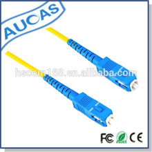 systimax sc/st/lc fiber optic patch cords/single mode optical patch cord/simplex duplex fiber patch cable