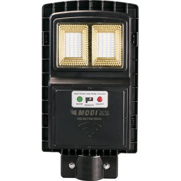 commercial solar powered street lights