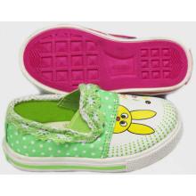 Zapatos calientes del bebé calza los zapatos infantiles con la suela suave (SNB-18-0014)