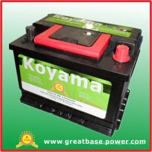 Batterie de voiture sans entretien assurée 54519-12V45ah
