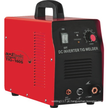 Máquina de soldadura de TIG do inversor da CC (TIG-160S)