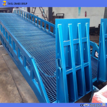 CE Approve Container Loading Dock Ramp