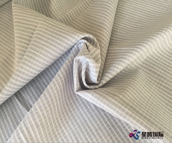 Breathable Slub Cotton