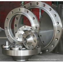 Brida de acero al carbono con certificación Lr