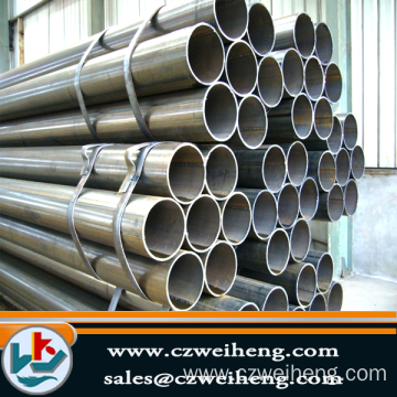 Factory made hot-sale for China Weld Steel Pipe, ERW Black Steel Pipe, Hot Dipped Galvanized Steel Pipe. Greenhouse and scaffoldings used hot dip galvanized steel pipe supply to Vanuatu Exporter
