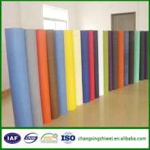 50Dx75D entoilage tissé fusible coloré pour les tissus de couleur
