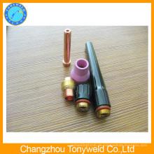 Tig Schweißen Verbrauchsmaterial Spannzange bodywp-12 tig Fackel Rückenkappe