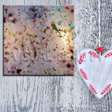Обнаженная живопись - Летающая, красящая рамка для домашнего декора