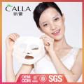 Nueva hoja de máscara de arcilla blanca con alta calidad