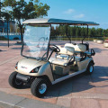Vehículos de golf 4 + 2 Seater Electric Golf Cars (DG-C4 + 2)
