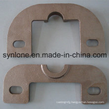 China Customized Drawing Design Cooper Casting Parts
