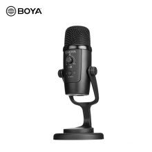 BOYA By-pm500 USB Microphone Mic Compatible With Windows And Mac Computers