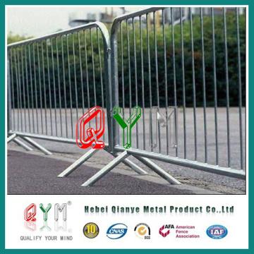 Qym Barricade valla / valla de seguridad vial