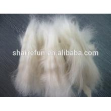 Sharrefun Sheep Wool Open Tops blanco 20.5mic / 44mm con precio de fábrica al por mayor