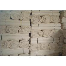 Tissu gris polyester gris tissu polyester