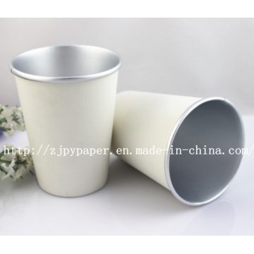 Single-Wall Paper Cup with Aluminiun Fiol Coated (Customized Accepted) -Swpc-54