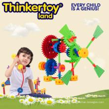 Kinder pädagogische Indoor Plastic Assemble Spielzeug