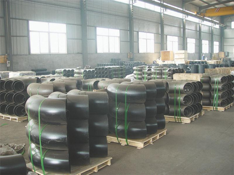 carbon steel pipe bend packing