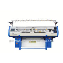Guosheng computerized double system 7G falt knitting machine