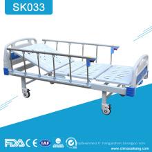 SK033 Lit de traitement manuel à manivelle