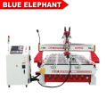 High Speed 1530 Atc CNC Router with Table Rotary Device for Engraving 3D Wood Figures