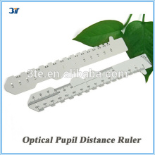 Eyewear Ferramentas de medição Plastic PD Ruler