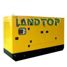Precio del motor diesel silencioso del generador CUMMINS 50kva