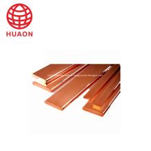 Für elektrische Anwendungen flache Kupfersammelschiene