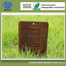 Heat Transfer Powder Coating Wood Effect for Doors and Aluminium
