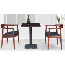 Rich Designs Solid Coffee Shop Tables and Chairs for Australia Market