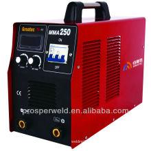 Heißer Verkauf DC-Wechselrichter ARC-Schweißgerät ARC 250 zum besten Preis