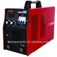 Hot selling DC inverter ARC welding machine ARC 250 at best price