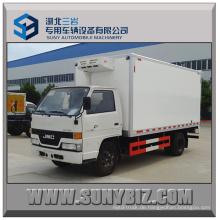 3t 4t Jmc 4X2 gekühlter Van Truck