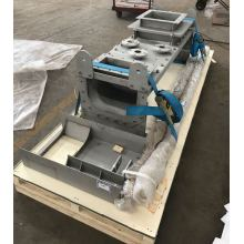 Rotary Paddle Mixer for Preleach Residue