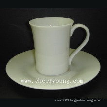 Cup and Saucer (CY-P531)