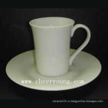 Чашка и блюдце (CY-P531)