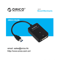 ORICO DU3D USB 3.0 à DVI carte graphique externe multi-moniteur carte graphique