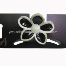 Promotional hair accessories, fashion plastic hair clip